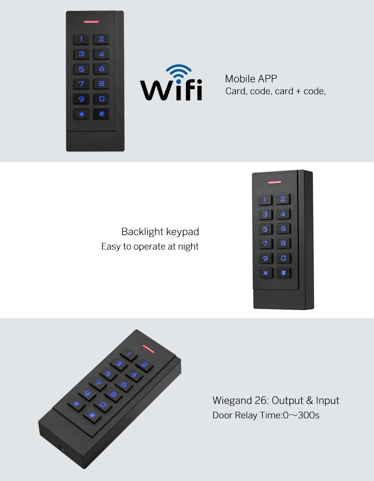 WIFI Access Controller