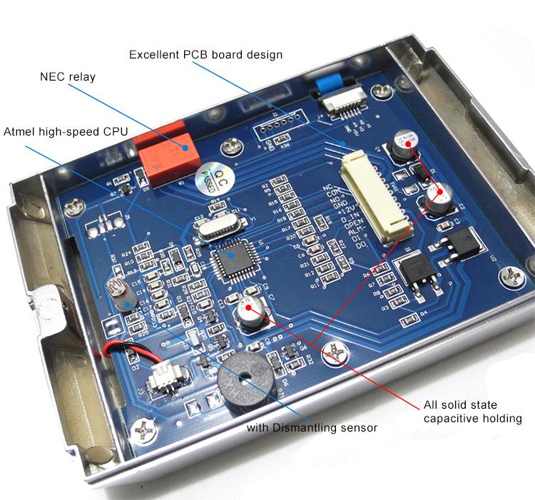 Access Controller Keypad